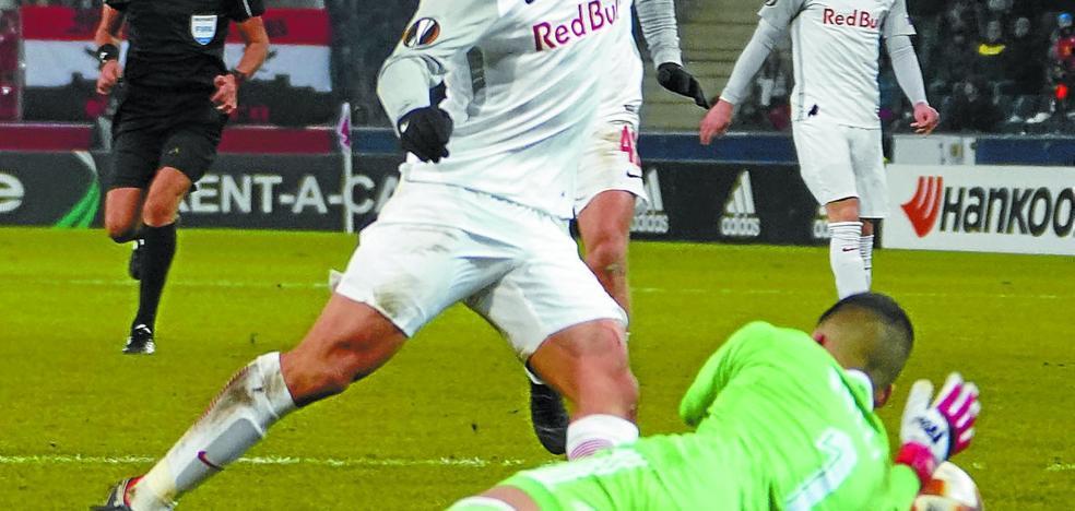 Descolocados: el uno a uno del Salzburgo 2 - Real Sociedad 1