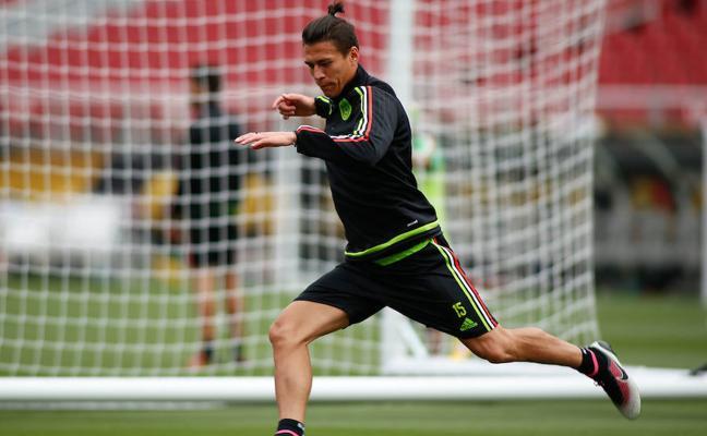Héctor Moreno, convocado por México