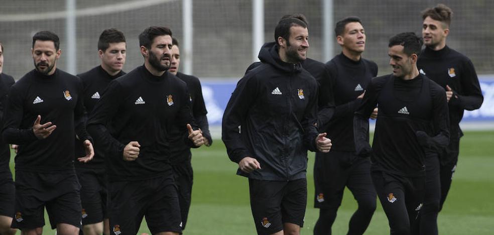 La Real Sociedad busca su cuarta victoria seguida en casa