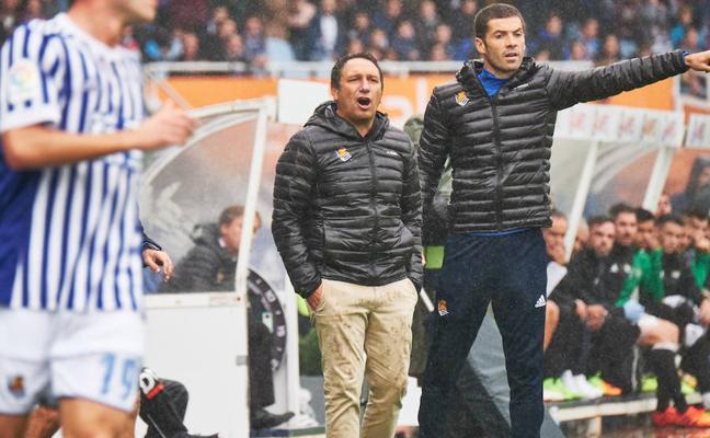 Labaka será el segundo entrenador de la Real