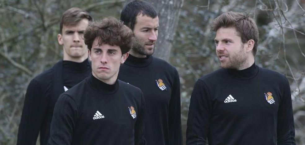 Odriozola, baja para el Real Sociedad - Girona