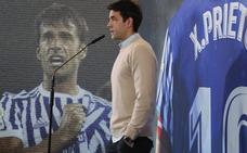 Xabi Prieto: «Siento que es el momento de dejarlo, y lo hago feliz y orgulloso»