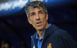 Imanol Alguacil: «No me veo la próxima temporada como entrenador de la Real Sociedad»