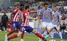 Las claves de la victoria de la Real Sociedad ante el Atlético