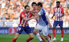 Real Sociedad-Atlético de Madrid: Geniales, el uno a uno