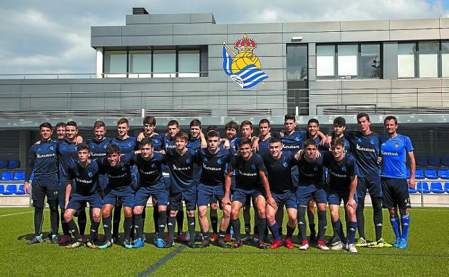 El Easo se juega el título ante el Athletic, hoy en Zubieta