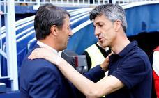 José González: «No es una victoria agradable, no sirve para nada»