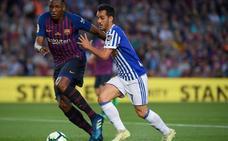 Barcelona- Real Sociedad, en imágenes
