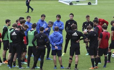 La Real Sociedad regresará a los entrenamientos el 5 de julio