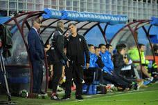 Mendilibar: «No ha sido un partido bueno por nuestra parte»