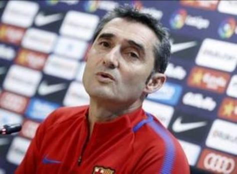 Valverde: «El S.D. Eibar tiene un estilo de juego valiente»