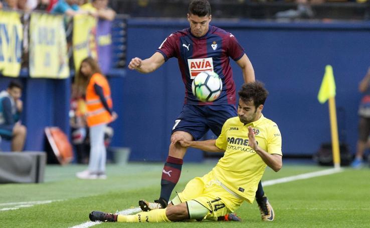 El Eibar cae en Villarreal (3-0)