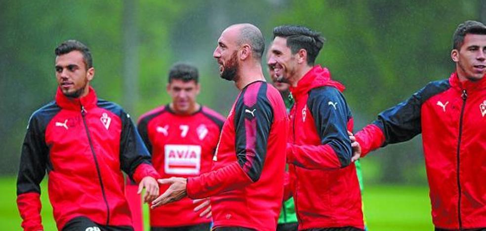 Ramis y Gálvez están disponibles para recibir al Deportivo