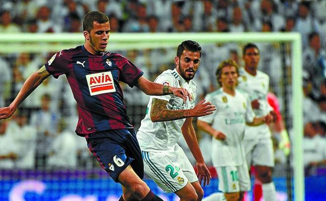 El uno a uno del Real Madrid 3 - S.D. Eibar 0