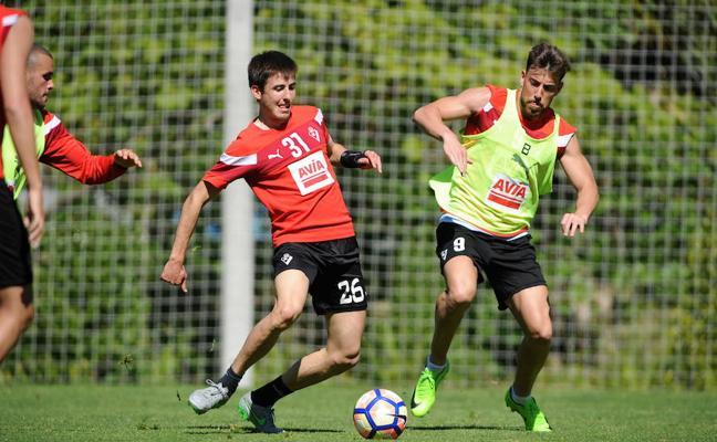 Julen López y Sarriegi, del filial CD. Vitoria, convocados para recibir al Celta