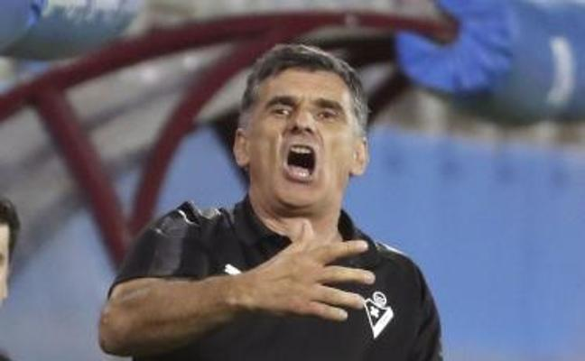 Mendilibar: «No damos por perdida la eliminatoria»