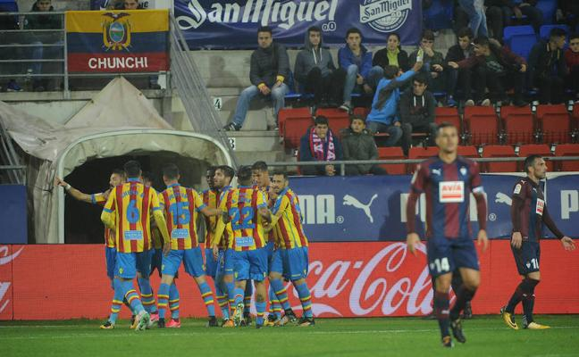 «Con el 0-2 la actitud del público de Eibar fue excelente»