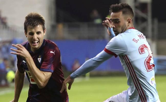 Sarriegi puede estar en el once y debutaría en Primera