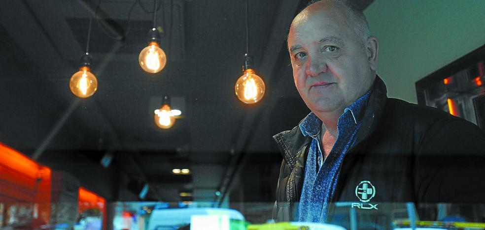 Javier Mandiola: «Si no fuera el Eibar estaría preocupado, pero confío mucho en Mendilibar»