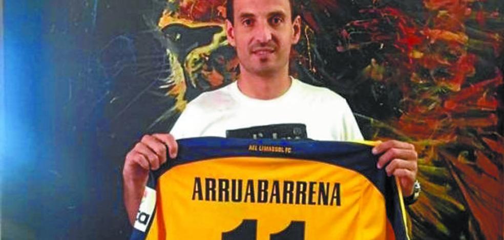 Mikel Arruabarrena (Exjugador del Eibar): «Debemos poner todos de nuestra parte para que este sueño se alargue»
