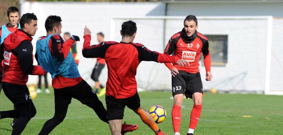 Escalante puede acompañar a Dani García en la pareja de pivotes ante el Betis