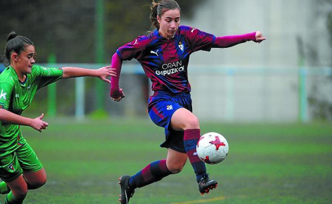 El femenino de Segunda División no renuncia a ser primero de grupo