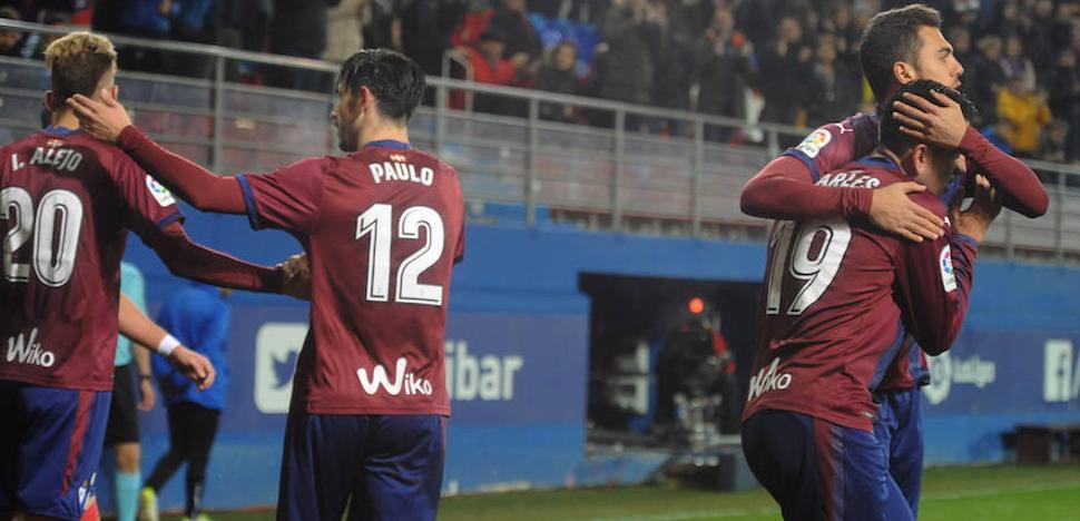 El 5-0 ante el Betis es la mayor goleada del Eibar desde que está en Primera