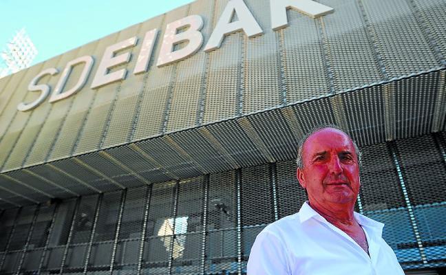 José M. Arrizabalaga (Consejero del Eibar): «¿Dani García al Athletic? Tiene ofertas para elegir»