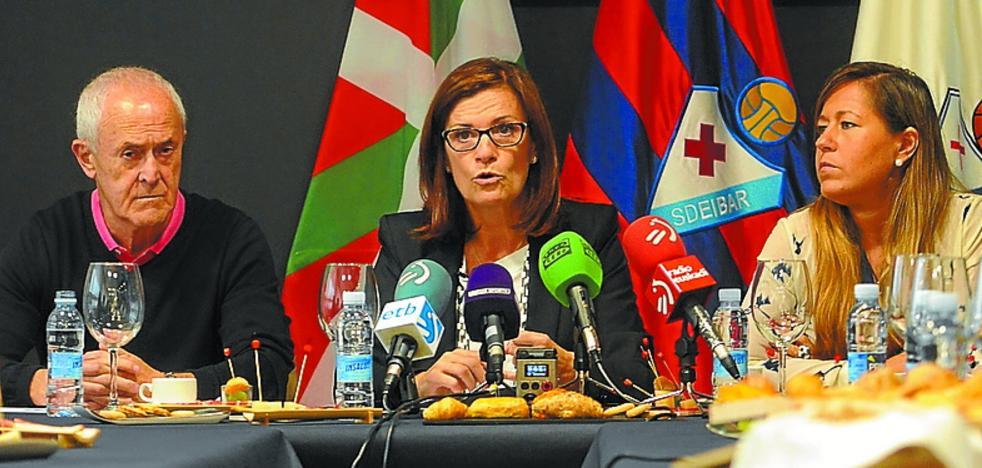 El Eibar presume de una intachable hoja de servicios