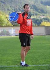 Iñaki Bea: «En muchas fases hemos sido superiores al Barcelona»