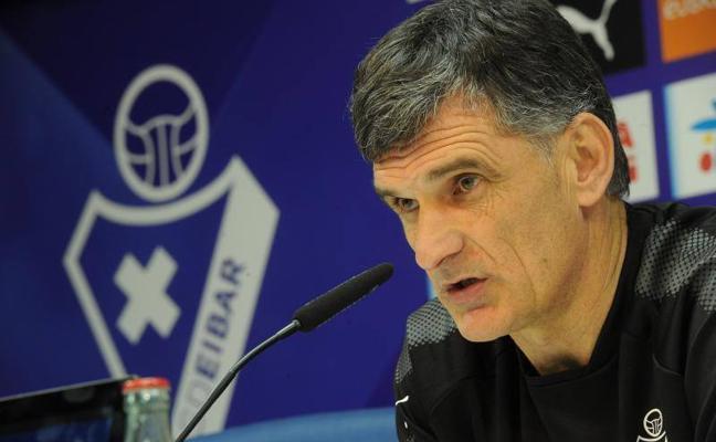 Mendilibar destaca que sus jugadores «tienen fe ciega en lo que hacen»
