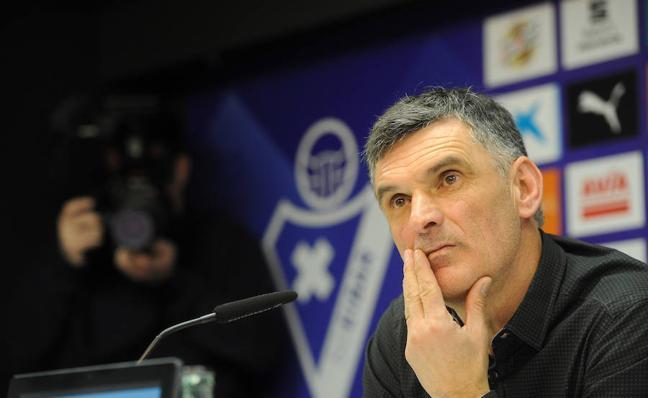Mendilibar: «Si el Real Madrid está mal, nosotros tendremos nuestra oportunidad»