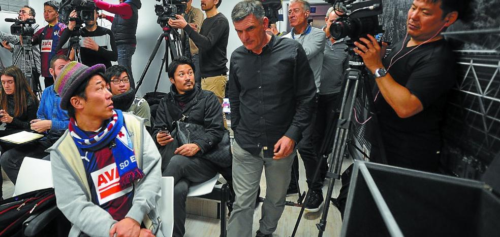 El Eibar apremia a Mendilibar para que decida si continúa