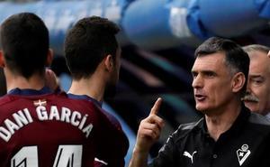Mendilibar: «No puedo reprochar nada a mis jugadores»