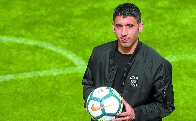 'Cote': «El derbi ante la Real Sociedad es un partido más. El único especial para mí sería enfrentarme al Sporting»
