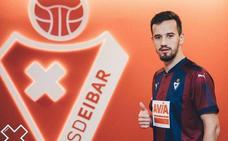 Los jugadores inéditos del Eibar: Yoel, Riesgo, Rico y Jovanovic