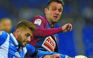 Eibar-Espanyol: El uno a uno