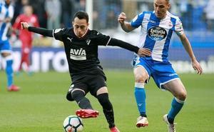El Eibar fichará a Orellana tras certificar la permanencia