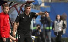 Mendilibar podría anunciar su continuidad en el Eibar la próxima semana
