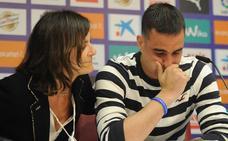 Dani García no desvela su futuro en su anunciada despedida del Eibar