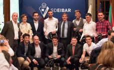 El Eibar celebró su gala de fin de temporada con sus patrocinadores