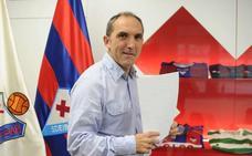 Garagarza valorará este jueves la temporada del Eibar y hablará sobre el futuro proyecto