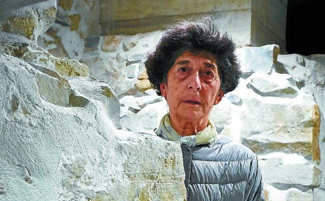 Esther Ferrer: «No sé por qué me han elegido a mí, pero me conmueve»
