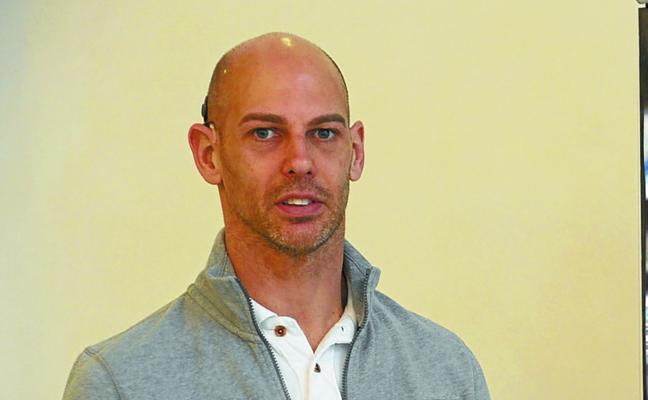 Richard Oribe: «Muchos me dicen que este año ya no se me escapa»