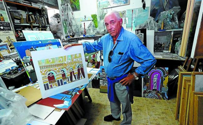 El artista Tomás Hernández Mendizabal recibirá el Barril de Oro de Gaztelubide