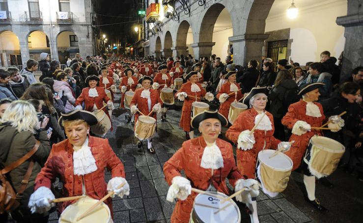 Fiesta grande en Azpeitia