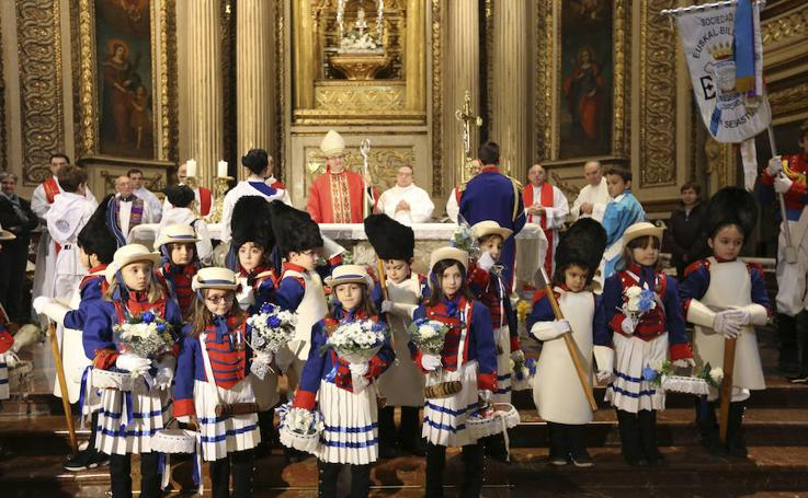 Euskal Billera Infantil persevera en Santa María
