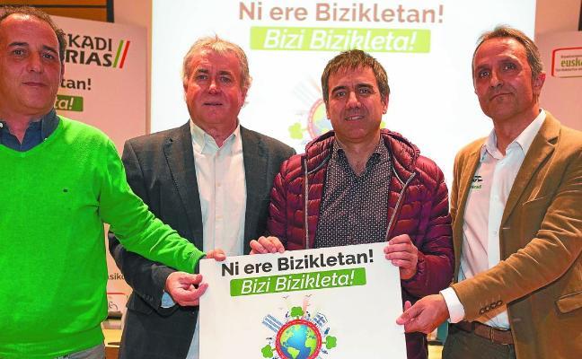 Vuelta al País Vasco: La vida es mejor en bicicleta