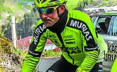 Mikel Bizkarra: «La Itzulia dirá si estoy con los mejores, cerca o toca penar»