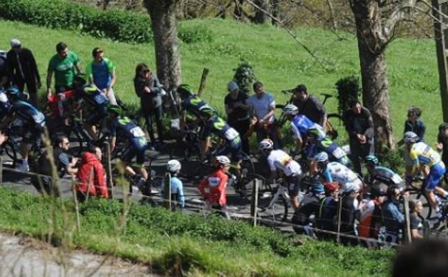 Clasificaciones de la etapa 2 de la Vuelta al País Vasco 2018: Zarautz - Bermeo